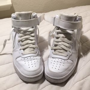 Big kids court borough mid 2 casual sneakers